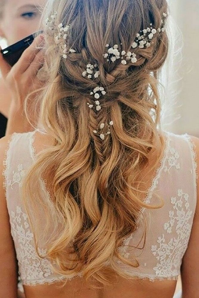 Pinterest Wedding Hairstyles For Your Unforgettable Wedding ❤ See ...