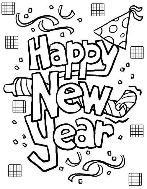 เร ยนภาษาอ งกฤษ ความร ภาษาอ งกฤษ ทำอย างไรให เก งอ งกฤษ Lingo Think In English ภาพระบายส ป New Year Coloring Pages Coloring Pages New Years Activities