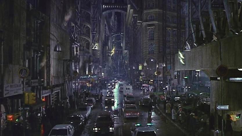 cyberpunk metropolis wallpaper - photo #23