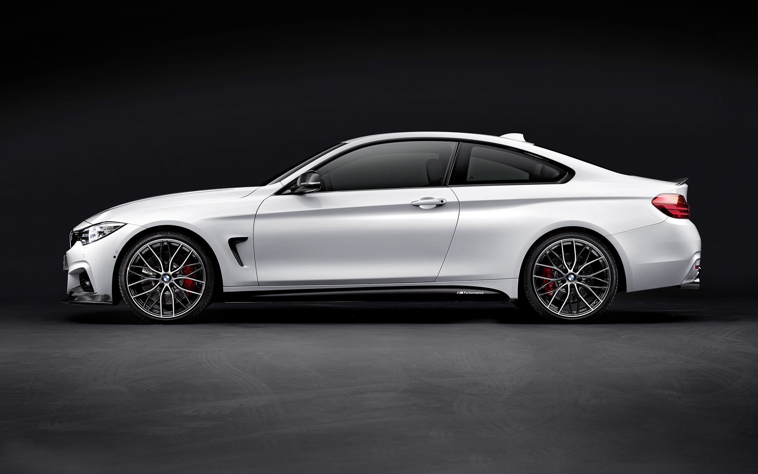 Bmw 4 Series Coupe With M Performance Parts Bmw 4 Series Bmw 4 Bmw 4 Series Coupe