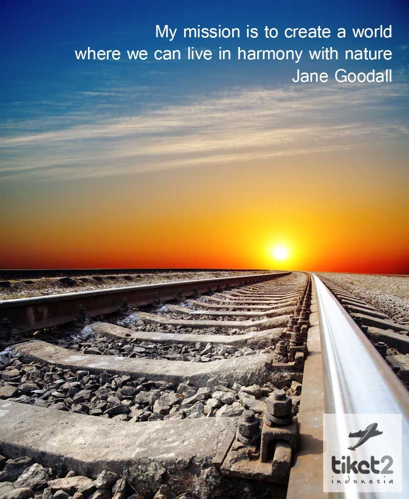 Travel Quotes Travel Quotes Sunset Train Tracks Travel Quotes