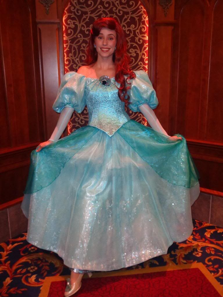 Princesses\' NEW Dresses - Disneyland News and Rumors - Disney ...