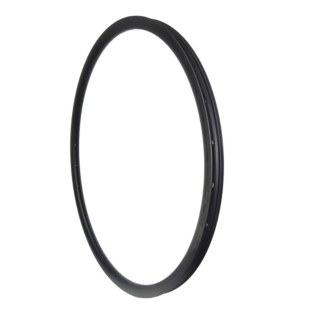29er Mtb Xc Graphene Material 28mm Tubeless Carbon Rim 23mm Deep