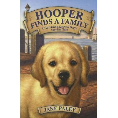Hooper tells his own dramatic rescue tale after being left homeless in the wake of Hurricane Katrina and taking a daring trip from New Orleans to New York to meet his new family. He tells of the terrifying force of Katrina, his trials in the shelter, and being the new dog on the block in a city far from home. As Hooper struggles to find his place, he learns to overcome his fear of water and faces down feisty squirrels as well as the resident bully and top dog in his new neighborhood.