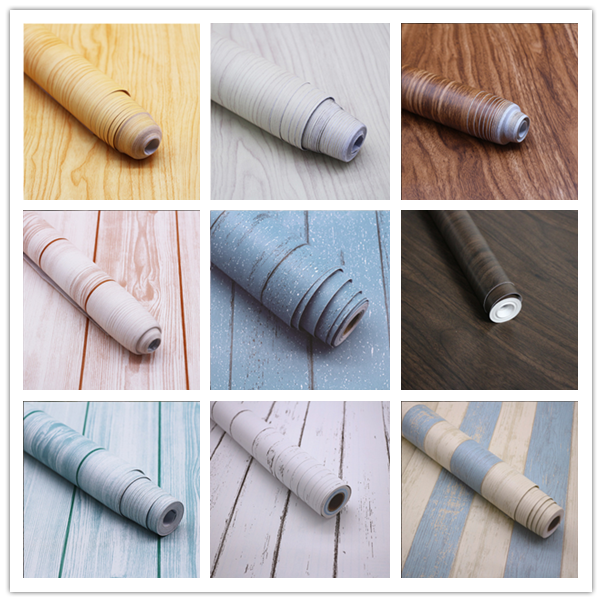 2 5m Wood Grain Self Adhesive Vinyl Contact Paper Peel And Stick Wallpaper Film Sticky Back Plastic Wood Adhesive Adhesive Vinyl