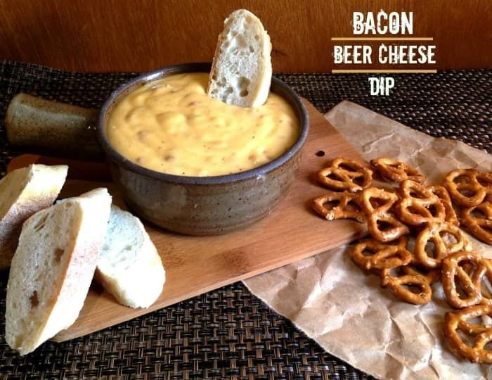 Bacon Beer Cheese Dip Bacon Beer Cheese Dip appetizers