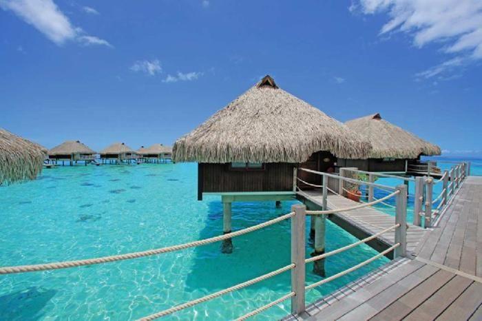 Sheraton Moorea Lagoon Resort Spa French Polynesia Real
