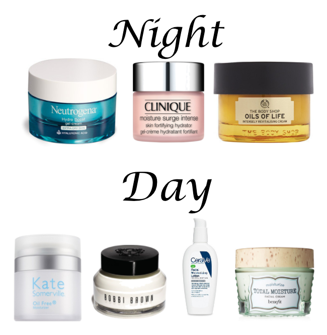 products for dry acne prone skin