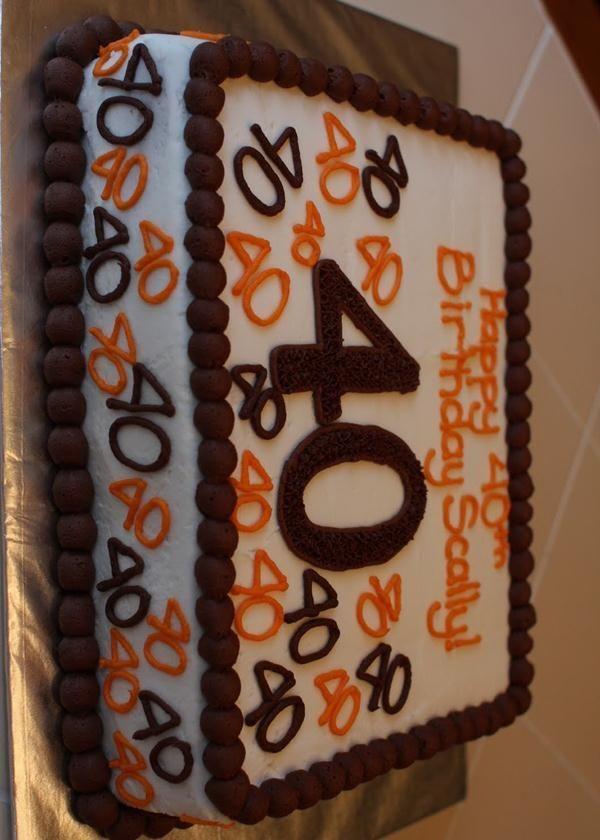 Resultado de imagen para 50th birthday cakes for men Citas