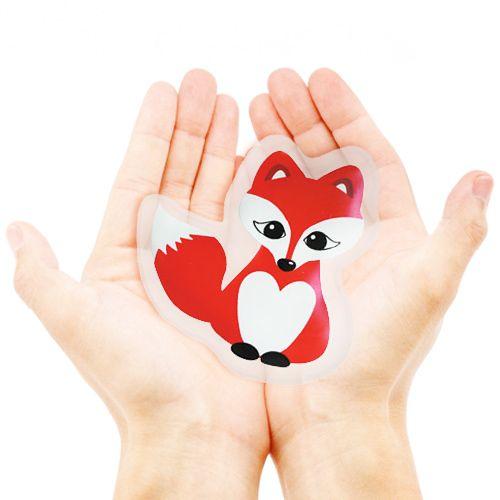 Paleltaako? EsittelyssäKettu Kädenlämmitin, joka on kätevä kädenlämmitin käytettäväksi kylminä talvipäivinä. Se on uudelleenkäytettävä ja siinä on kuva suloisesta ketusta. Mitat: noin 10,3 x 9,9 cm. Paino: noin 57 g. 4 eri värivaihtoehtoa. Ilmainen esittelylaatikko 32Kettu Kädenlämmitimen tilaajalle.