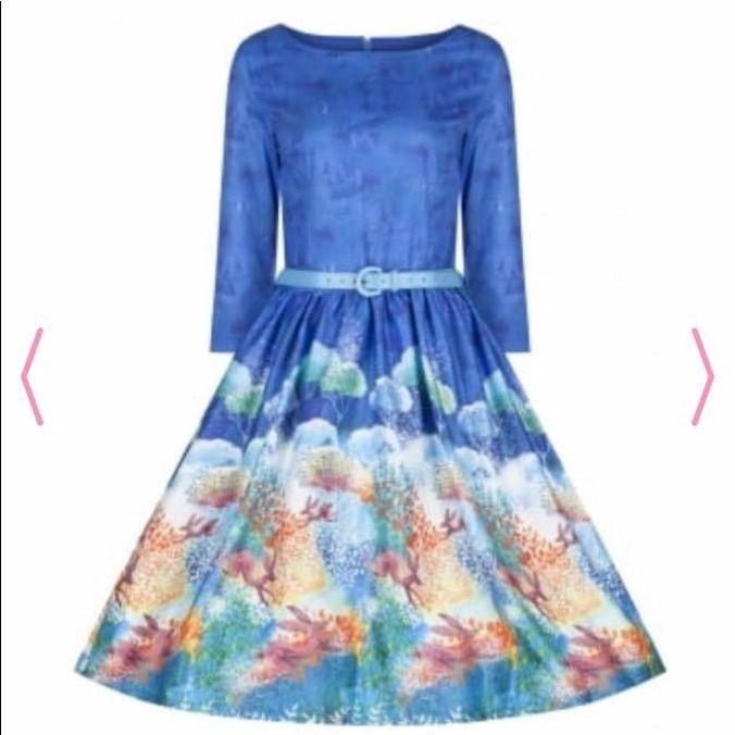 Lindybop Woodland Hare Dress  d34218f8c