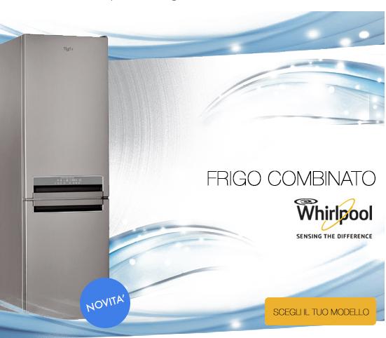 NEW!  Frigo combinato A+++ Total #NoFrost, Porte #Inox #cucina #congelare #superfresco #cibifreschi #ricette #professional
