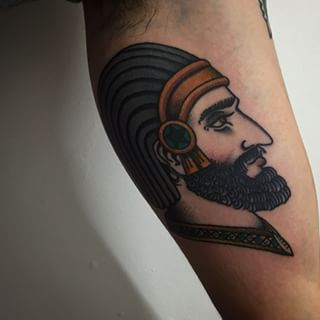 Cyrus the great on Ebbie  thanks so much pal! Fun day! x