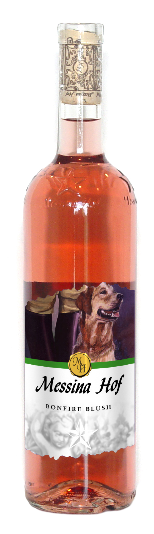 Messina Hof S Bonfire Blush Is Bottled Annually For Thanksgiving Created From Zinfandel Grapes Which Are Grown I Wine Bottle Fermentation Zinfandel