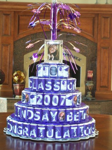 Graduation Table Ideas black sports graduation dessert table frosted cakery more graduation Graduation Display Table Below Are Examples Of Candy Bar Cakes Please Click On Them