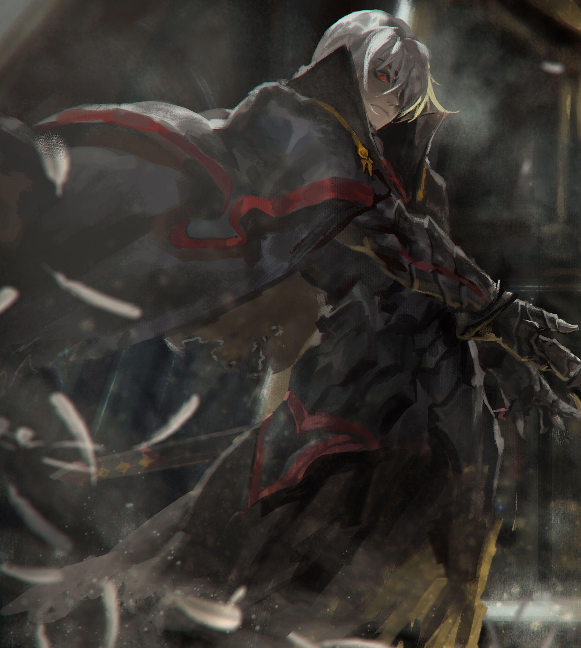 תוצאת תמונה עבור humanoid demon lord Art, Anime, Demon