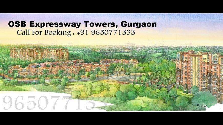 Kickstarter >> OSB EXPRESSWAY TOWERS SECTOR 109 GURGAON by
