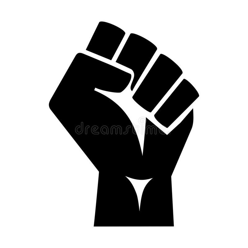 Raised Protester Fist Vector Illustration Of The Iconic Raised Fist Isolated On Sponsored Ad Sponsored Protester Vector Ra Raised Fist Fist Vector