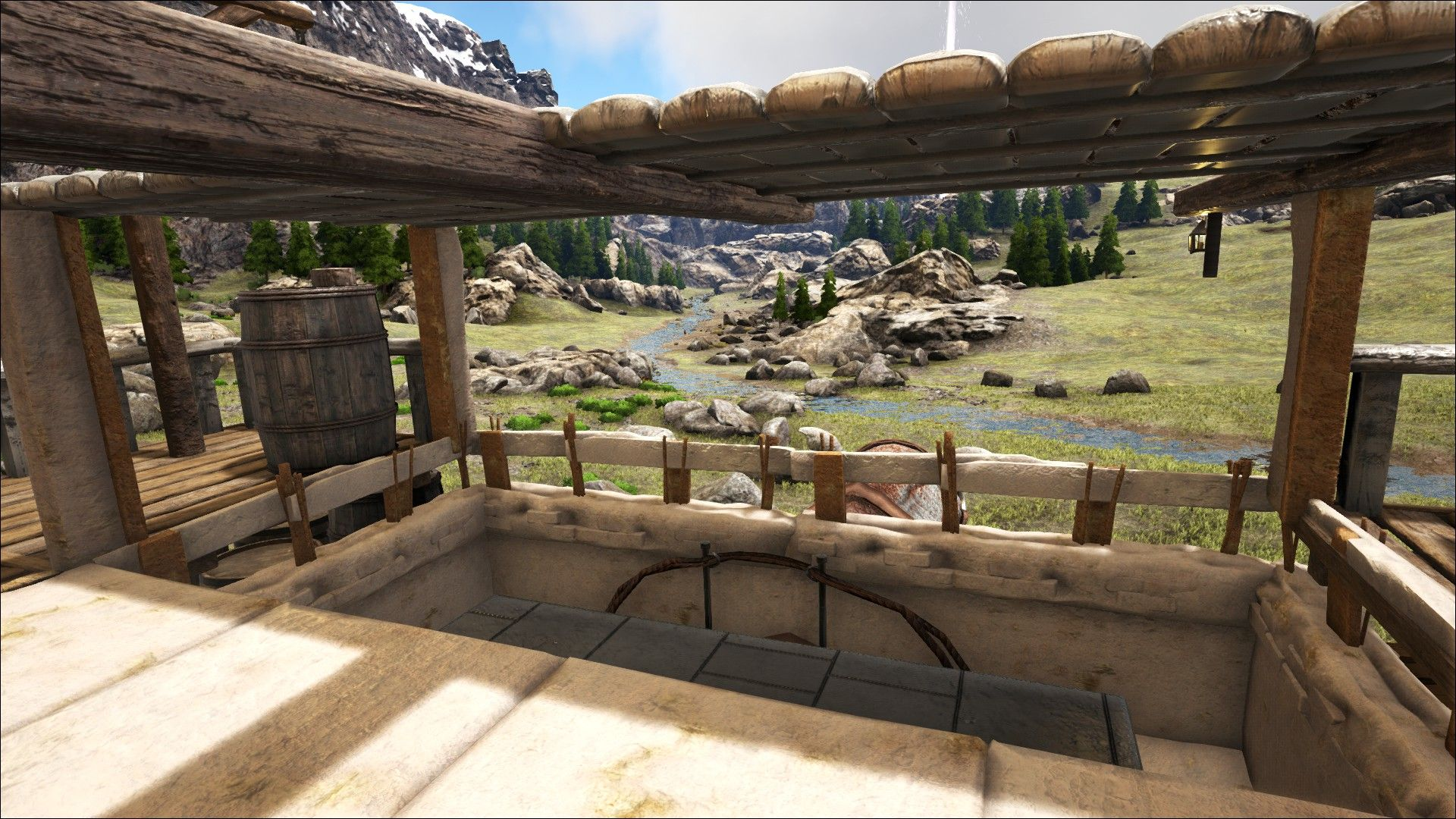 Pin by Costello on Ark Survival Evolved Base Ideas | Ark ...