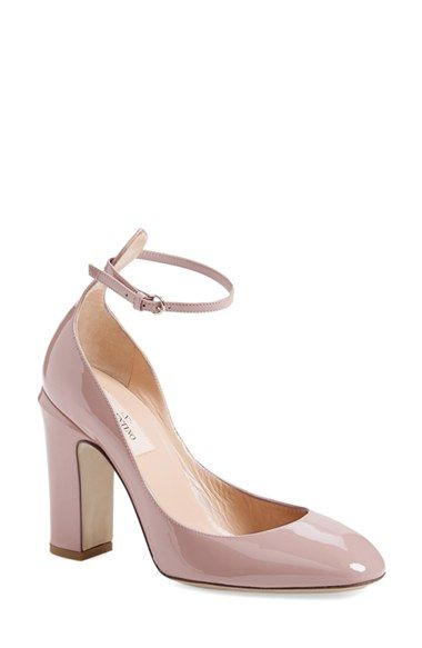 611c5eeeda21 Free shipping and returns on Valentino  Tango  Pump (Women) at Nordstrom.com.  A slender