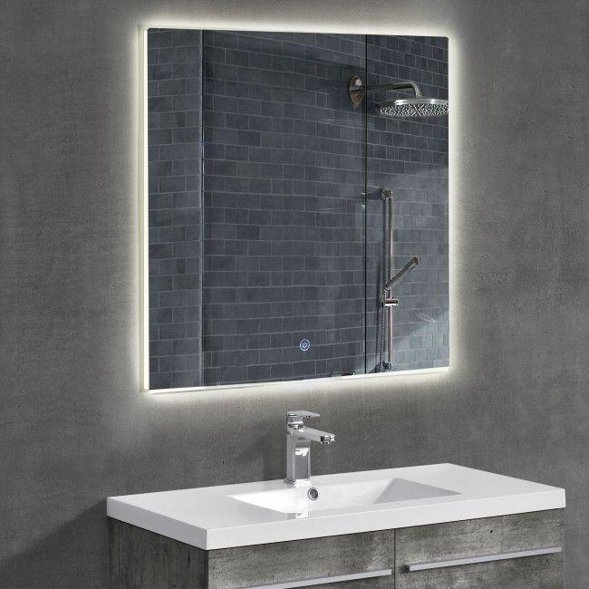 Neu Haus Led Spiegelschrank Wandspiegel Spiegelschrank Led Badezimmer Spiegelschrank Mit Beleuchtung Badezimmerspiegel