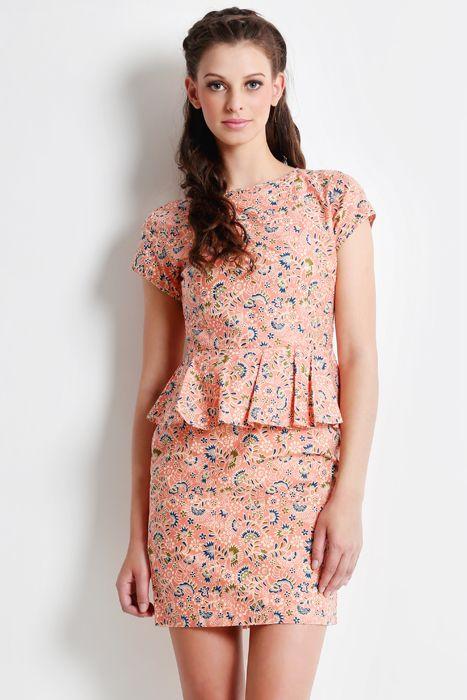 Photo of Batik dress