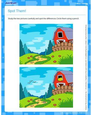 Discriminating Shapes and Size     Visual Discrimination Worksheet     The Life long Learner   WordPress com