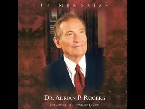 Adrian Rogers: Pass the Salt (Audio)