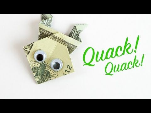 Photo of Money origami animal 🐸 how to fold an easy Dollar origami frog