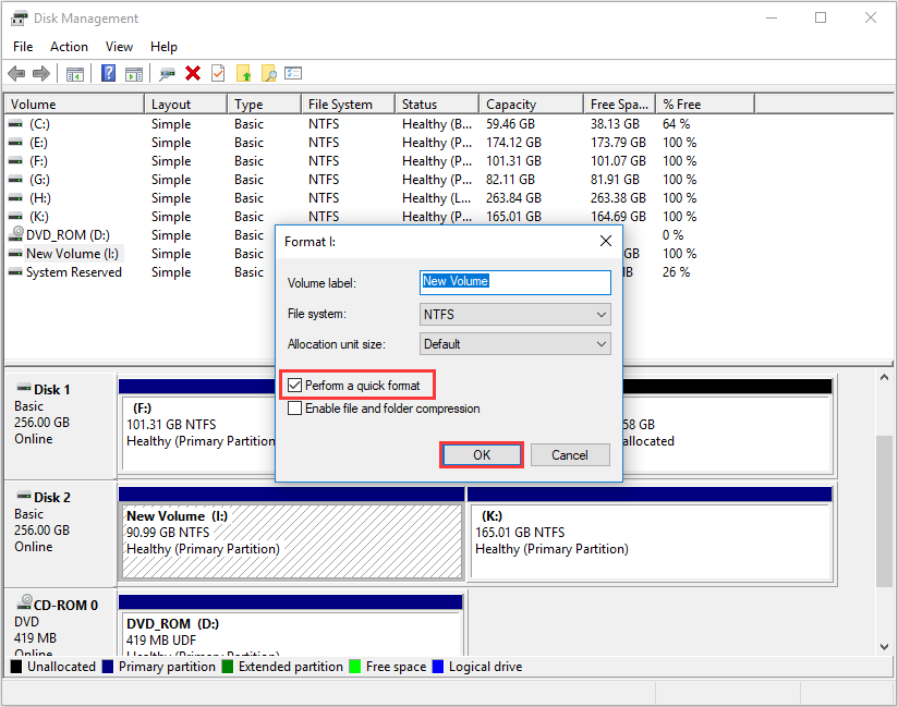 How To Get Ssd To Show Up Windows 10
