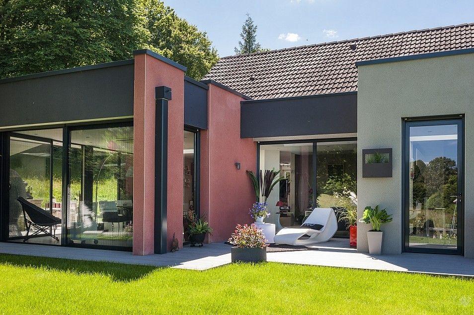 Exemple Extension Maison