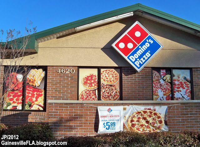 Gainesville Florida Alachua University Restaurant Dr Hospital Attorney Church Gator Fire Dept Store Domino S Pizza Gainesv Dominos Pizza Domino S Pizza Domino