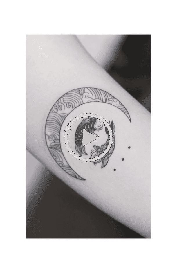 Photo of 25 Fische Tattoo Ideen & Fisch Tattoos für Fische Sternzeichen