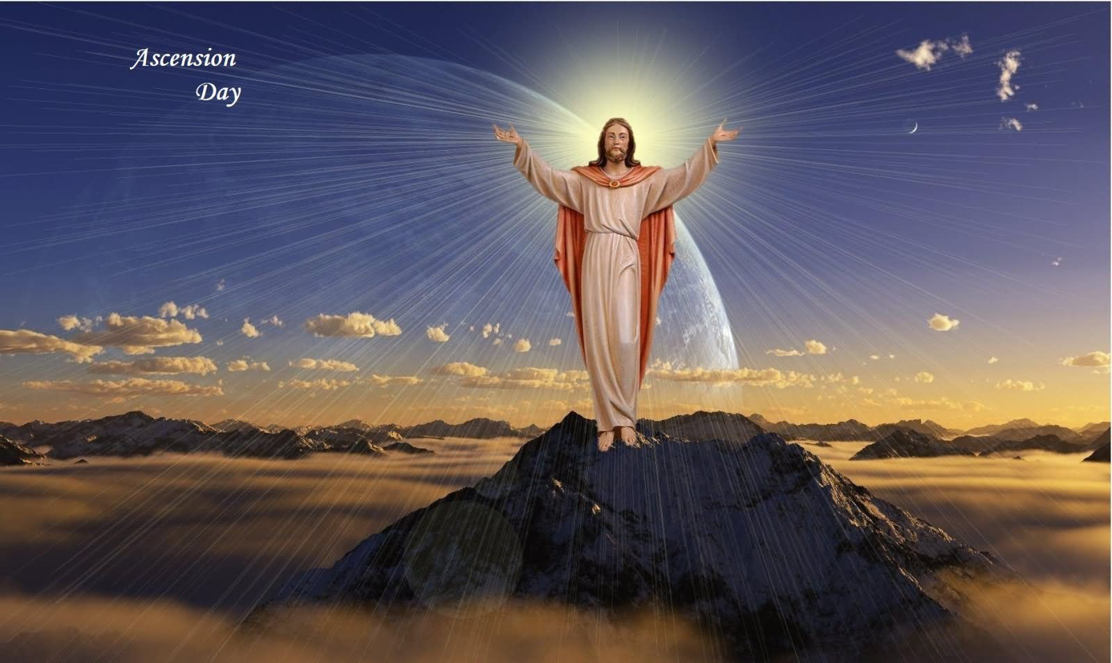 Happy ascension day of jesus christ greetings text sms wishes happy ascension day of jesus christ greetings text sms wishes messages quotes m4hsunfo Image collections