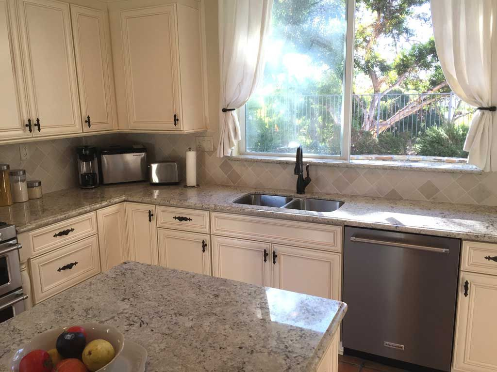 See A Stock Kitchen Cabinet Remodel From Cabinet Wholesalers