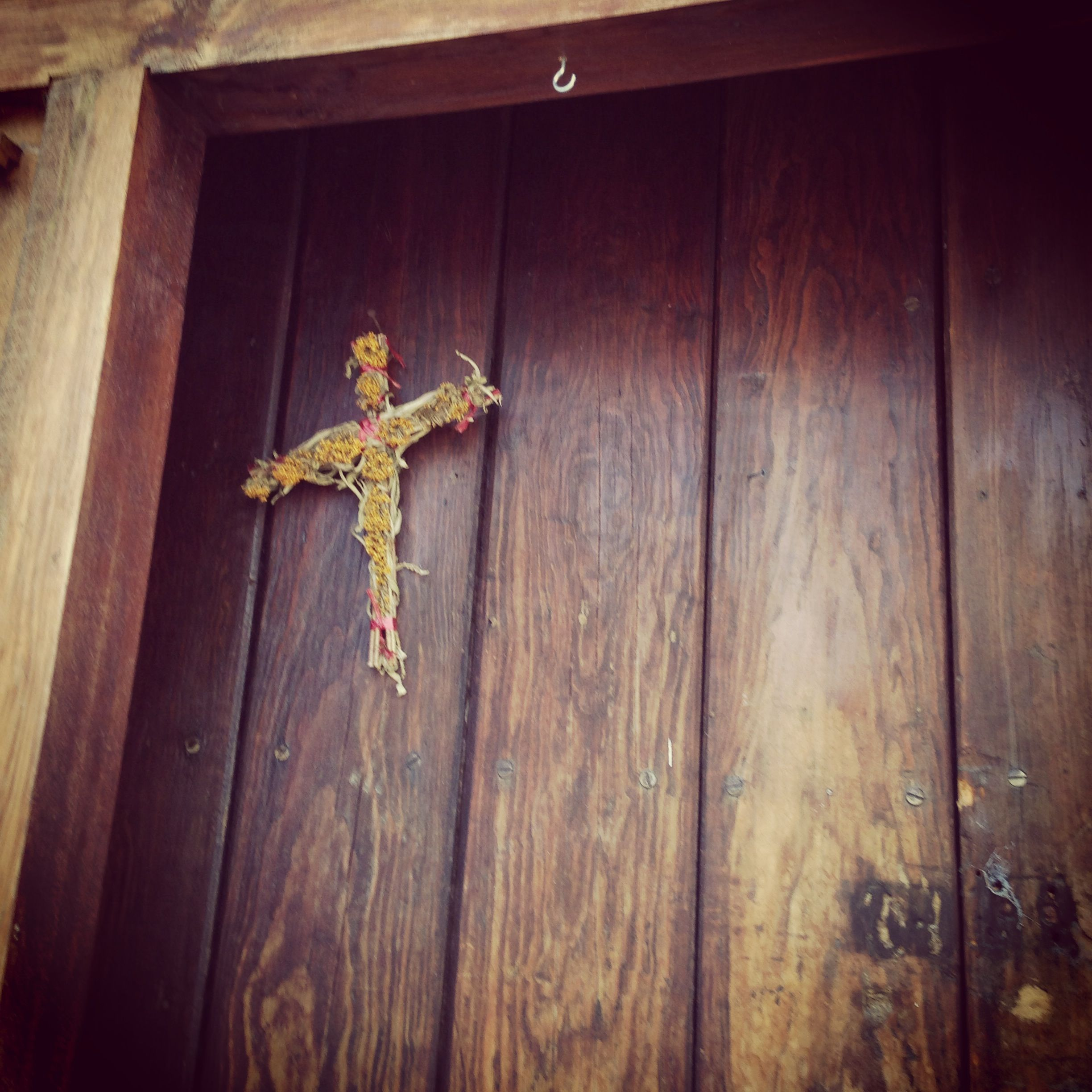 #Cross #Door #Mexico