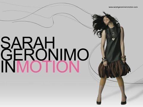 Sarah Geronimo - In Motion (Full Concert)