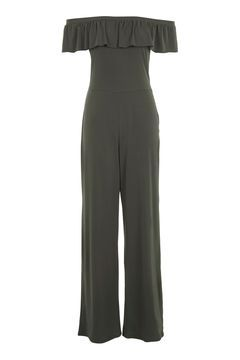 **Frill Jumpsuit by LOVE