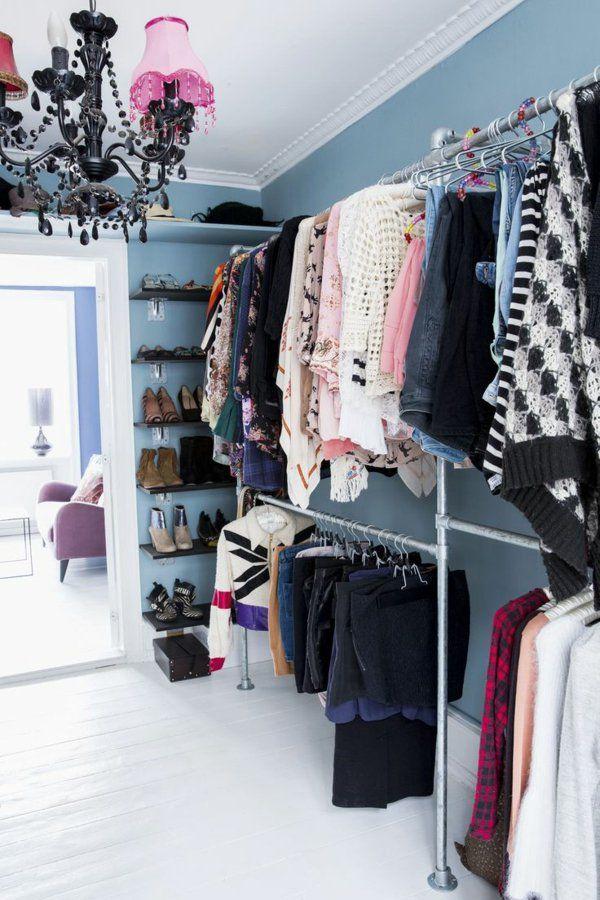 Großartig Begehbarer Kleiderschrank, der Traum jeder Frau | Wohnen  DJ79