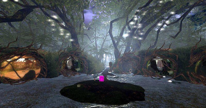 Fantasy Faire 2014 - Fairelands Junction