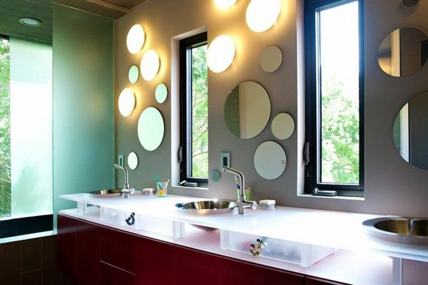 25 Easy Creative Bathroom Mirror Ideas To Reflect Your Style