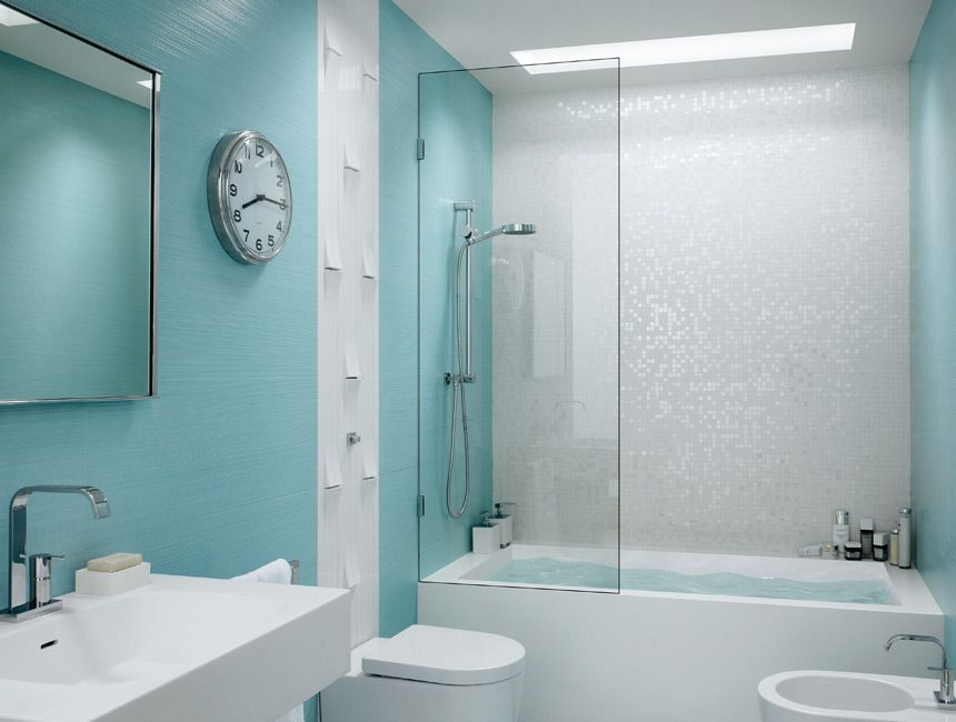 Piastrelle per bagno cupido beautiful colours bathroom