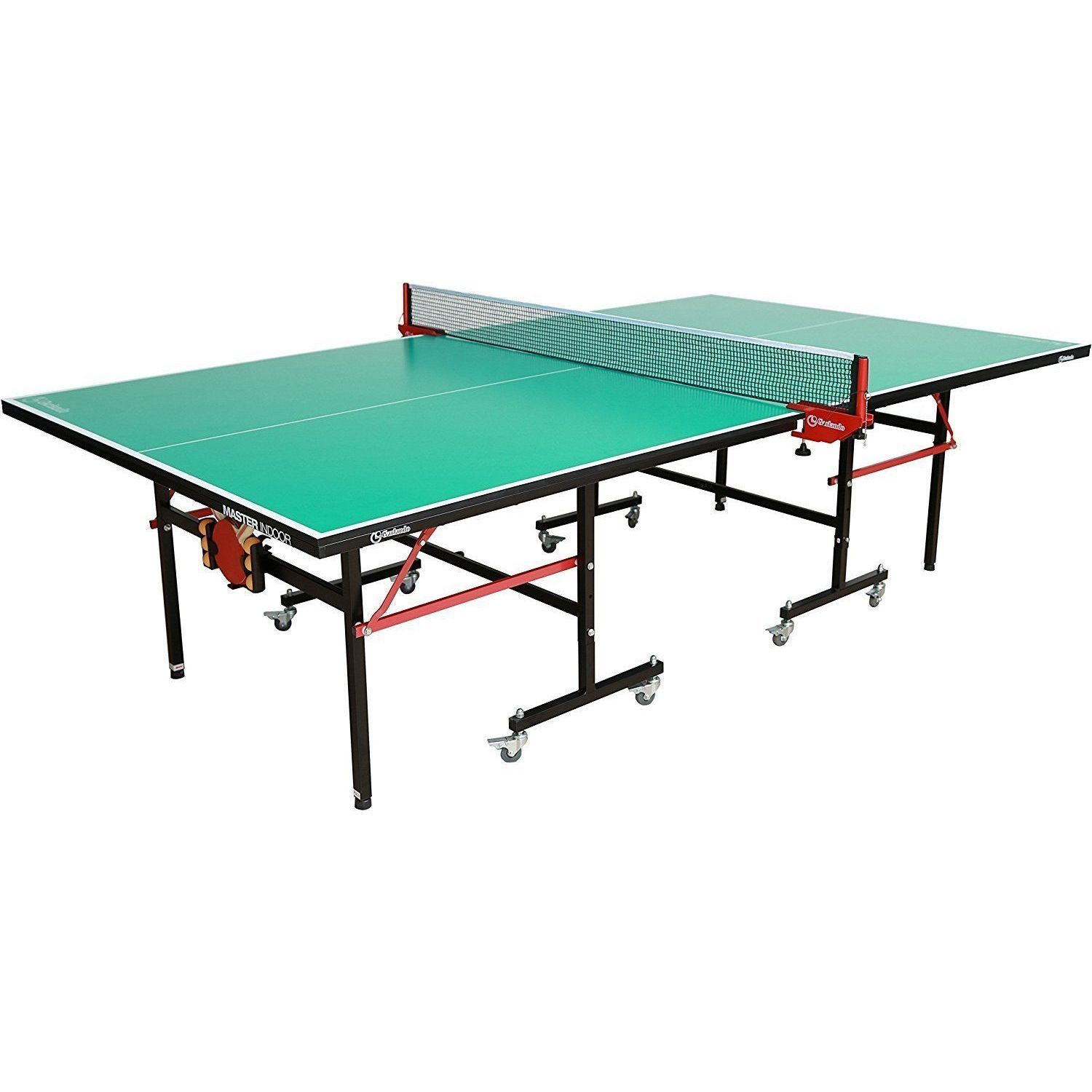Attractive Garlando Master Indoor Full Size IMP 21 360 Table Tennis Ping Pong Table