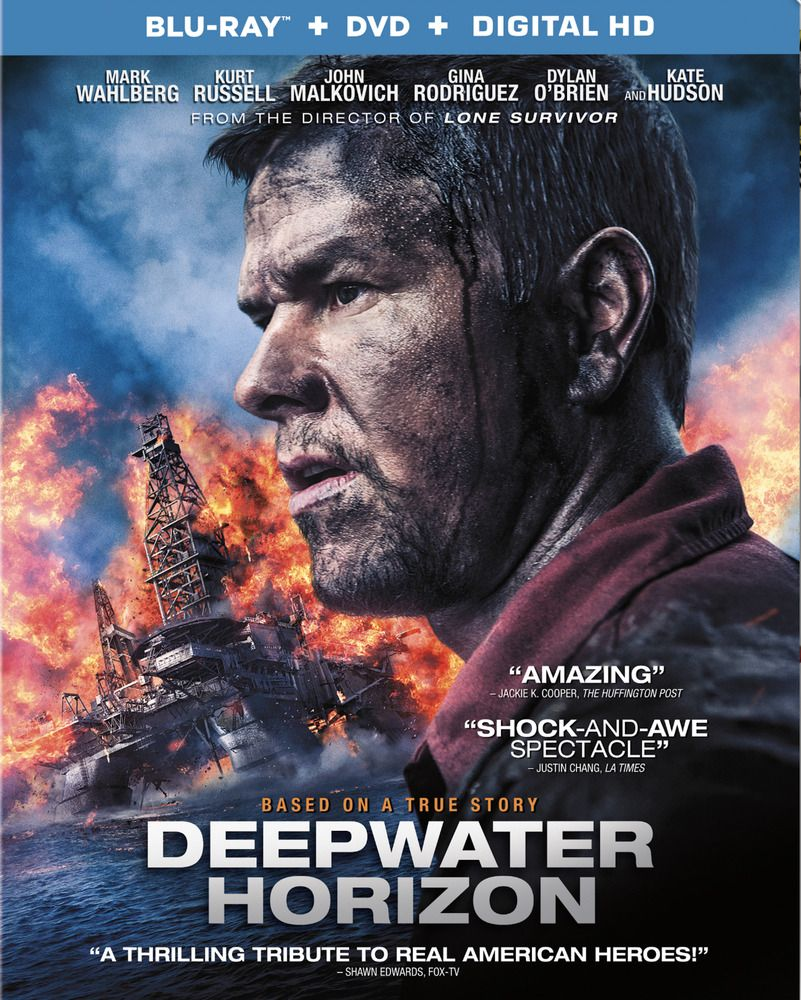 Don't Miss This: Deepwater Horizon (Blu-ray + DVD Combo
