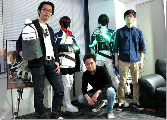 Entrevistas a los desarrolladores de Shin Megami Tensei IV 00