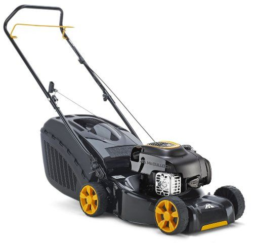 Ebay Sponsored Mcculloch M40 125 Petrol Push Collect Lawn Mower
