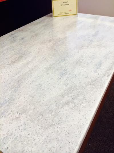Corian 174 Arrowroot Corian Countertops White Gloss