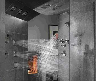 Good Dream Shower Bathroom | Multiple Head Shower  For Dream Bathroom  Inspiration By Schooly .