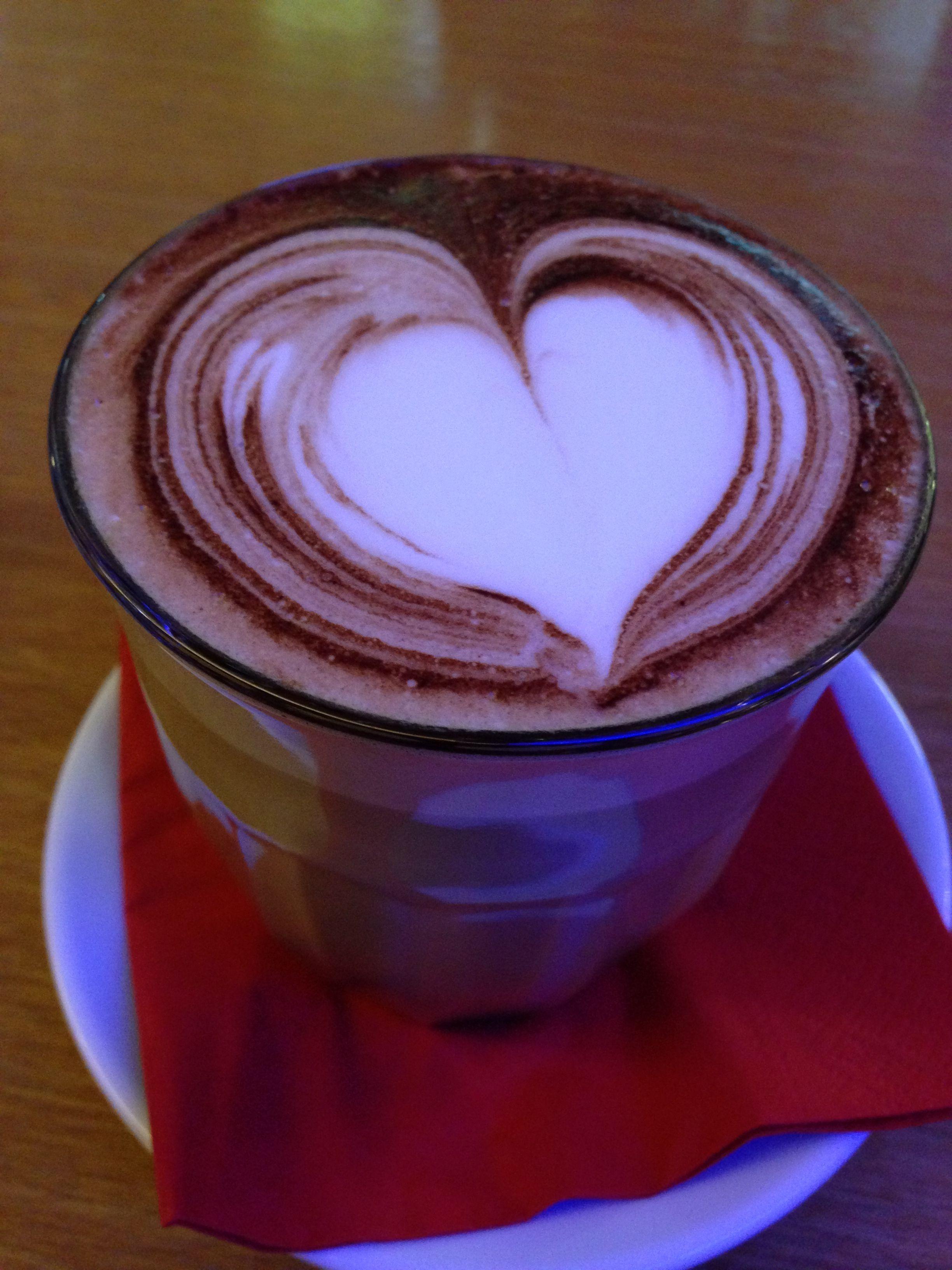 Coffee Bailey Mint #Love #Art #Coffee #Drink