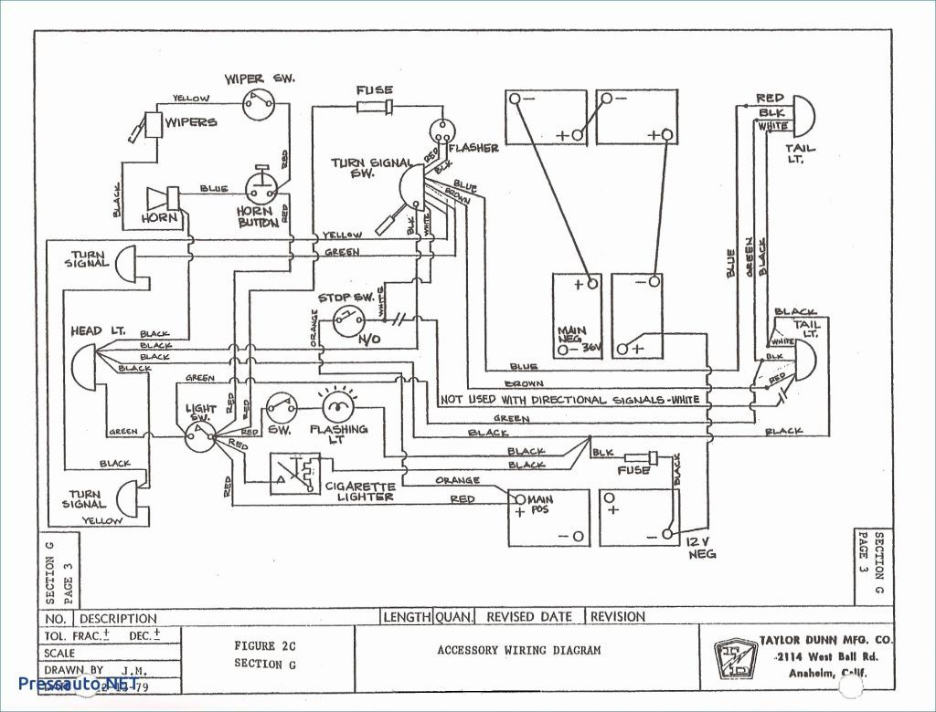 23 Automatic Automotive Electrical Wiring Diagrams Design ...